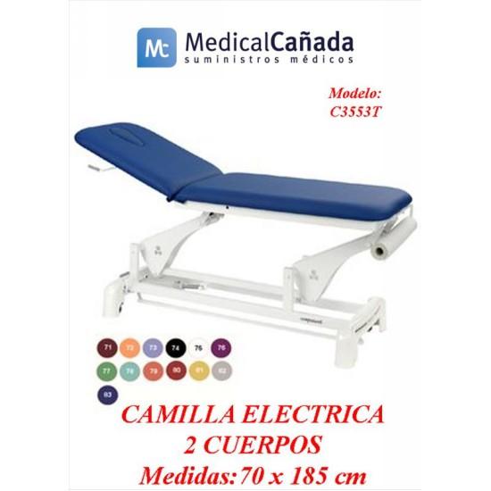 Camilla electrica 2 c 70 x 185 cm - c3553t