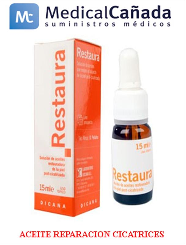 Restaura aceite rep. cicatrices 15 ml