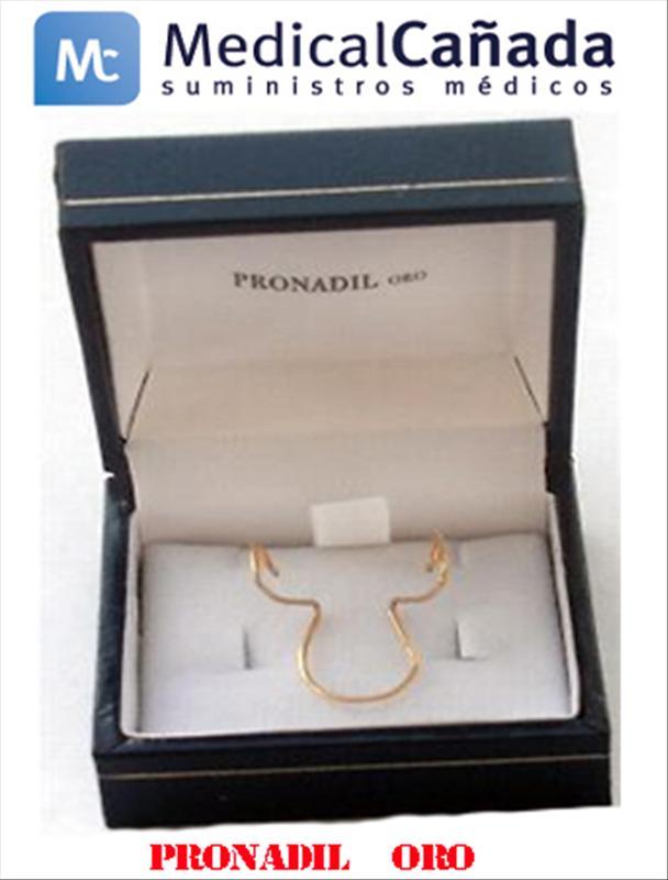 Protesis nasal dilatadora pronadil oro t/unica