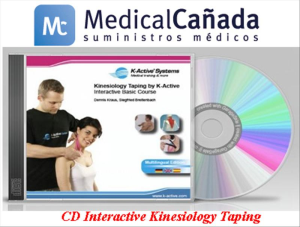 Cd interactivo kinesio