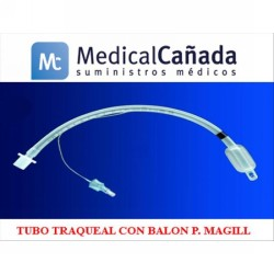 Tubo traqueal c/b p. magill 7,0 mm