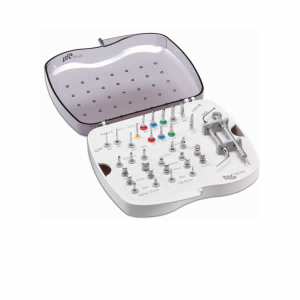 Caja instrumental implantes premium kit