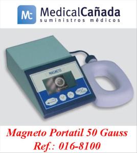 Magneto portatil 50 gauss m. sport