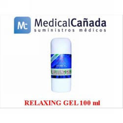 Relaxing gel 100 ml.