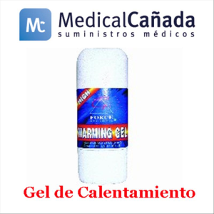 Gel de calentamiento 100 ml medio