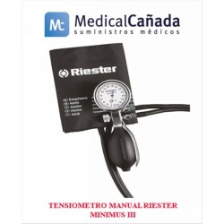 Tensiometro manual riester minimus iii obeso