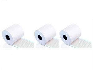 Rollo papel espirometro 110 x 25 x (int.12 mm) udad