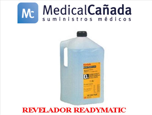Revelador readymatic 2 l
