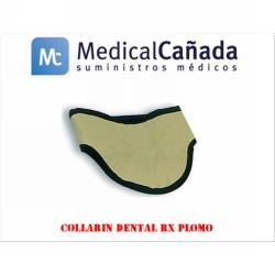 Collarin dental rx plomo 0,3 mm