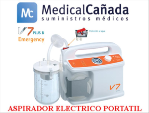 Aspirador electrico portatil v7 plus/b