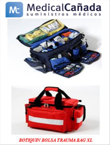 Botiquin Trauma Bag