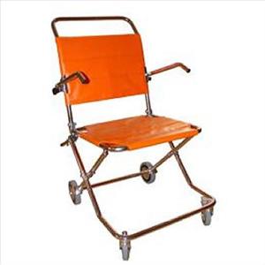 silla de ruedas plegable ambulancia