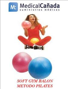 Soft gym balon metodo pilates