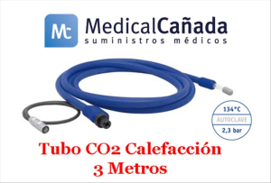 Tubo de calor co2 3 metros