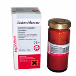 Endomethasone c polvo 14 g