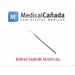 Espaciador manual maillefer a-25 udad