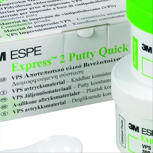 SILICONA 36841 (6160J) EXPRESS 2 PUTTY QUICK REPOS. 2x300ml
